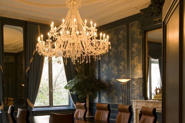 Stout Verlichting Collectie Sfeerfoto Versailles
