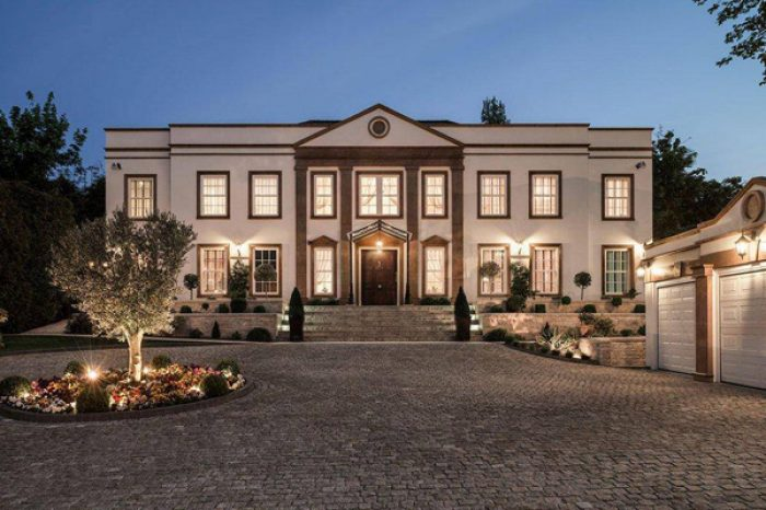 Stout Verlichting Project Private Residence UK sfeerfoto