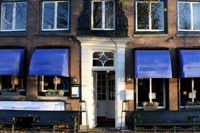 Stout Verlichting Project Restaurant Muiden sfeerfoto