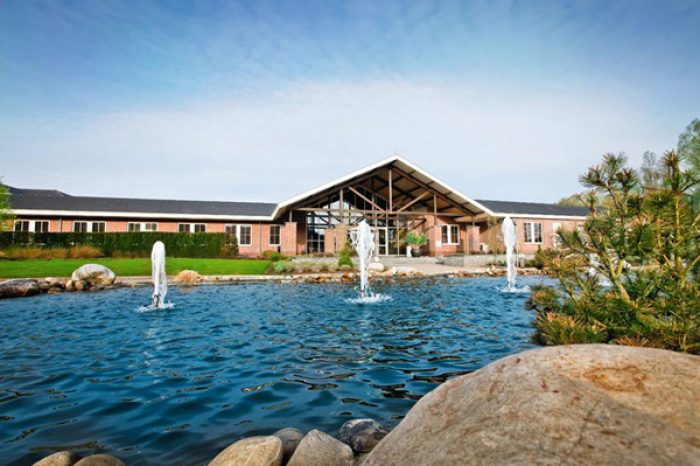 Stout Verlichting Project Thermen Bussloo sfeerfoto
